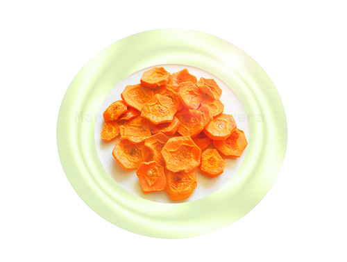 golosinas de zanahoria