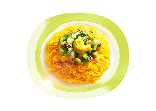 arroz amarillo