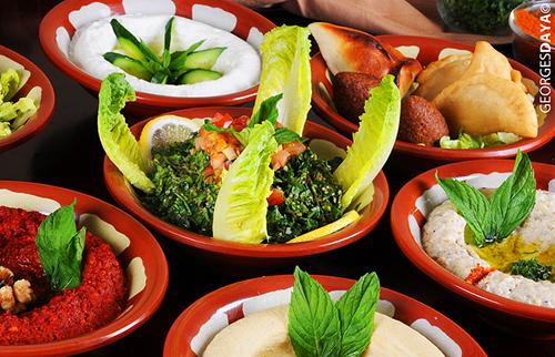 comida árabe saludable en Madrid
