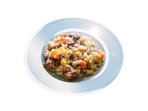quinoa guisada