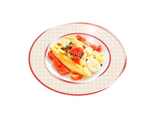 desayuno frutal