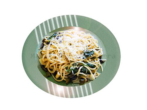 espaguetis salteados