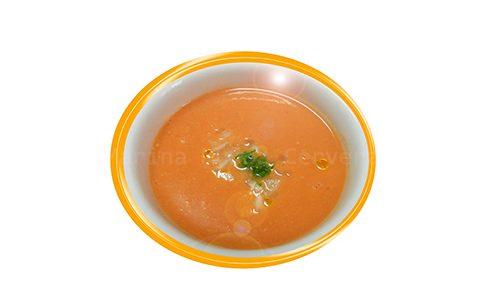 Gazpacho de tomate andaluz ¡muy nutritivo!